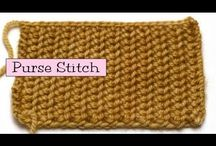 knitting video-tutorial / by Marisa Toffolo