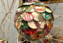 C Ornaments / by Rhonda Hunter