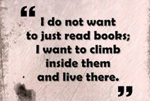 i love books and these quotes / by lisa micciulla