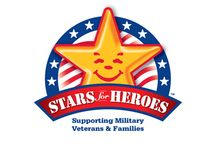 Stars for Heroes - Supporting Military Veterans and Families / The Stars for Heroes™ fundraising campaign harnesses the national reach of both the Carl's Jr.® and Hardee's® brands to rally behind the nation's military families and veterans. Since 2011, the campaign has raised close to $2 million for more than 40 military charities, including present and former national beneficiaries such as American Red Cross Services to Armed Forces, Dream Foundation Military Dreams, USA Cares, Homes for Our Troops, The Mission Continues, and other local organizations. / by Hardee's Food Systems, Inc.