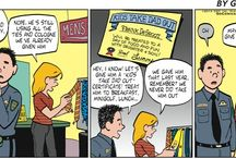 Father's Day Comics / GoComics celebrates Father's Day with comics ranging from sweet to silly!  / by GoComics