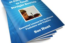 Music: Strings & Teaching / by Mindy Rubin