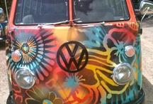 vw / Camper vans / by Nick