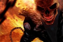 Ghost Rider Likes / by Hexed Ward