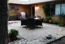 Our Lovely Patio / by Jordan Grantham / The Happy Homebodies