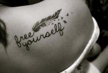 Tattoos & Piercings / by Lindsey Keech