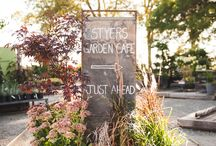 Garden Wedding / Celebrating garden gatherings lighthearted and sophisticated.  / by terrain