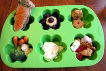 Muffin Tin Lunches / by Christi Barnes