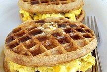 Feed Me -- Breakfast / by Katie Ketelsen