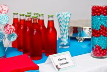 1st Bday Celebration Ideas / by Alicia Johnston