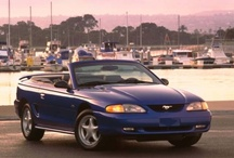 1998 Ford Mustangs / by StangBangers