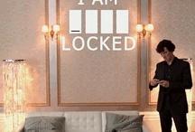 Sherlock / by Kelly Diana Morgan