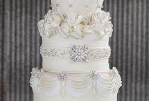 Wedding Cake White / by Satin Ice