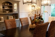 Home - Dining Room / by Katherine Mathe