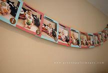1st birthday party ideas / by Jillian Stoknes