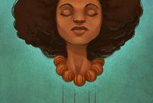 I Am BLACK ...  BEAUTIFUL ... and PROUD / by Wanda SemiRetired Gibson