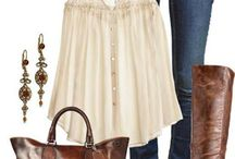 Senior Fall Style / by Hope Toliver