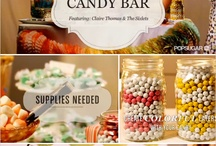 Candy Bars / by Sonia Erales