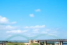 City of Memphis / See some of the sights and sounds of our wonderful city.  / by Memphis Athletics