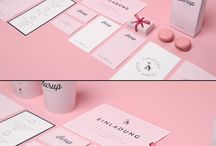 BRANDING / IDENTITY / Editorial, Goodies, logo, Business cards,etc. How do brands communicate their values and philosophy ?  / by Alizée Taimiot