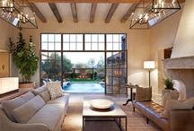 Living rooms / by Pam Guevara