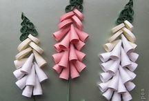 Paper flowers / by Kristen Kinkaid