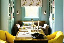 Dining Room / by Lucee Arvanitis-Santini