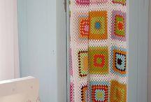 Crochet mantas 2/Blankets 2 / by Gato Chirolio !