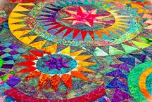 Quilts---NewYorkBeauty / by Sue Dodge
