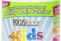 AMS: KID'S NUTRITION / by AMAZING Supervitality