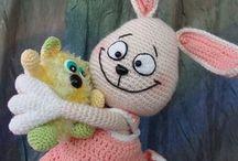 Crochet Amigurumi / by Christine Mason