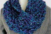 crochet / by Mindy Sauer