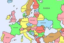 Places to Visit in Europe / by Ebony Reeves