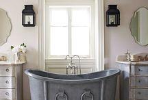 Cozy Bathrooms / by Brandy Rowe