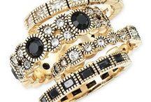 Rings, Rings, RINGs.. / LOVE RINGs.. / by Amal Zarour