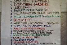 permaculture / by Myles Blackwood
