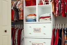 Closets / by Katie Bettis Fisher