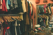 dressing room / by Heidi Phox