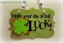 St. Patrick's Day / by Ginger @ GingerSnapCrafts.com