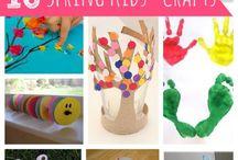 Kid Crafts / by Jodi Delheimer Joos
