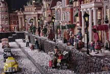 Christmas Villages / by Leslie Mash