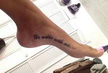 Tattoos  / by Caity Szalay