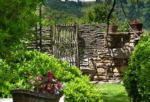 Garden Ideas / by Kim Love-Ottobre