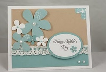 Card Making -Mother's Day- / by Angela Schingeck