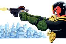 Judge Dredd  / by Steven Gonzales