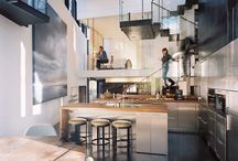 Favorite Places & Spaces / by Helen Kovacs Bender