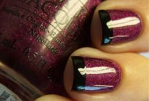 Nails! And Make-up / by Sarah Tripp