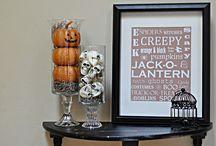 Halloween  / by Jennifer Adank