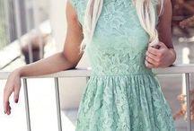 my dresses / by teena york