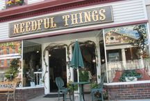 ♣ Needful Things London ♣ / About us: Consulting & Service for Everyone! http://lastboyscout123.wordpress.com/ / by Michael Voemel